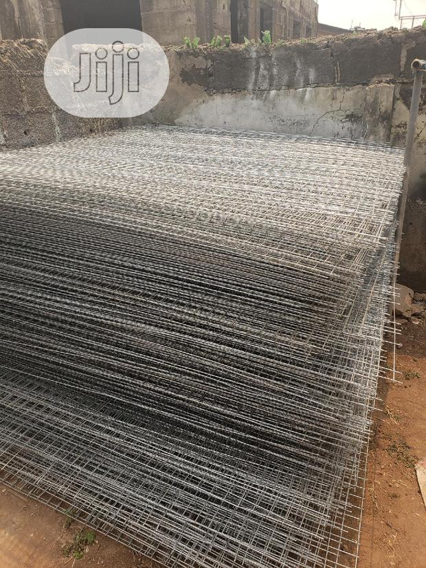 We Sell BRC And All Galvanized Wiremesh At Dealers Price