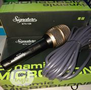 Signature Ktv129 Dynamic Vocal Cord Microphone | Audio & Music Equipment for sale in Lagos State, Ojo