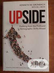 Upside By Kenneth | Books & Games for sale in Lagos State, Surulere