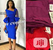 Quality Ladies Fitted Dress | Clothing for sale in Lagos State, Lekki Phase 1