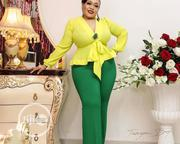 New Female Trending Trouser and Shirt | Clothing for sale in Lagos State, Amuwo-Odofin