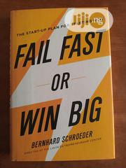 Fail Fast or Win Big | Books & Games for sale in Lagos State, Surulere