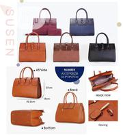 Quality Lady's Susen Leather Handbag | Bags for sale in Lagos State, Ikeja