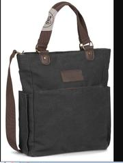 Laptop Bag by Hamilton Canvas. Unique and Affordable. Can Be Branded | Bags for sale in Lagos State, Victoria Island
