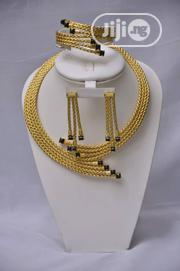 Authentic 925 Sterling, Brazillian Gold, Crystals And Ziconia Jewelry | Jewelry for sale in Lagos State, Ikeja