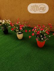 Faux Mini Potted Flowers For Clubs And Lounges Decorations | Landscaping & Gardening Services for sale in Lagos State, Ikeja