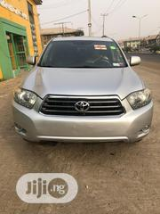 Toyota Highlander 2009 V6 Silver | Cars for sale in Oyo State, Ibadan
