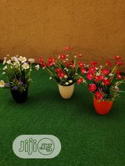 Synthetic Mini Potted Flowers For Hotels And Suites Decorations | Garden for sale in Lagos State, Ikeja