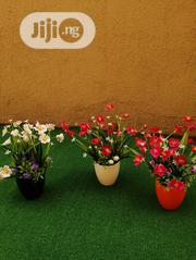 Synthetic Mini Potted Flowers For Clubs And Lounges Decor | Landscaping & Gardening Services for sale in Lagos State, Ikeja