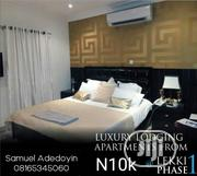 A Room Shortlet Apartment In Lekki Phase 1 Off Admiralty Road   Short Let for sale in Lagos State, Lekki Phase 1