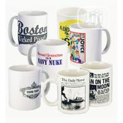 Plain Sublimation/Coated Mugs - 48pcs   Kitchen & Dining for sale in Lagos State, Surulere