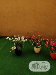 Artificial Mini Potted Flowers For Events Tables Decorations | Landscaping & Gardening Services for sale in Lagos State, Ikeja