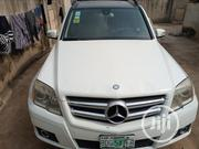 Mercedes-Benz GLK-Class 2012 350 White   Cars for sale in Lagos State, Ipaja
