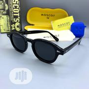 Moscot Oval Sunglasses - Black | Clothing Accessories for sale in Lagos State, Lagos Island