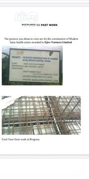 Experienced Building Contractor With Professional Engineers | Other Repair & Constraction Items for sale in Ogun State, Ado-Odo/Ota