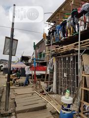 Structurally Sound 51 Shops On A Corner Piece Plot At Mushin | Commercial Property For Sale for sale in Lagos State, Mushin