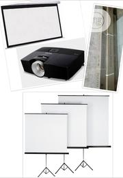 Quality Projector Screen | TV & DVD Equipment for sale in Abuja (FCT) State, Wuse