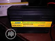 10amps Sooer Battery Charger With Display | Electrical Equipment for sale in Lagos State, Ojo