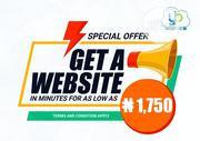 Web Design   Computer & IT Services for sale in Lagos State, Ikeja