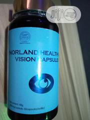 Norland Healthway Vision Capsule Is Total Cure for Cataract Glaucoma | Vitamins & Supplements for sale in Lagos State, Egbe Idimu
