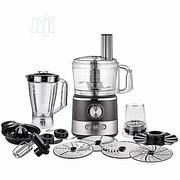 Ambiano Yam Pounder and 6 in 1 Food Processor 1000w | Kitchen Appliances for sale in Lagos State, Lagos Mainland