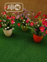 Artificial Mini Pot Flower For Nursing Homes Decorations | Garden for sale in Lagos State, Ikeja