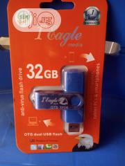 Original 32gb OTG 1st Eagle Flash Drives | Computer Accessories  for sale in Oyo State, Ogbomosho North