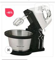 Master Chef Hand Mixer With Rotating Bowl | Kitchen & Dining for sale in Lagos State, Ikeja