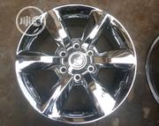 Gx460/470 Lexus Jeep Alloyed Rim | Vehicle Parts & Accessories for sale in Lagos State, Mushin