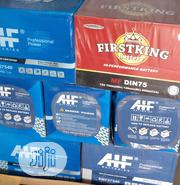 12v 75ah AHF Professional Power Battery | Vehicle Parts & Accessories for sale in Lagos State, Lagos Mainland