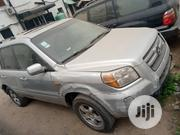 Honda Pilot 2007 EX 4x2 (3.5L 6cyl 5A) Silver | Cars for sale in Lagos State, Ikeja