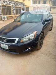 Honda Accord 2009 2.4 EX Blue | Cars for sale in Oyo State, Oluyole