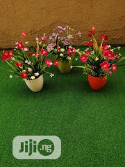 Synthetic Mini Pot Flowers For Events Halls Decorations | Garden for sale in Lagos State, Ikeja