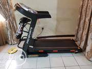 2.5hp Treadmill With Massaged and Dumbbell,Twister   Sports Equipment for sale in Abuja (FCT) State, Abaji