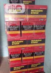 12v 75ah Wagon Stone Battery | Vehicle Parts & Accessories for sale in Lagos State, Lagos Mainland