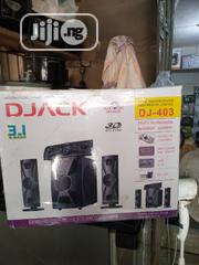 DJACK Home Theater System With Remote Control | Audio & Music Equipment for sale in Lagos State, Lagos Island