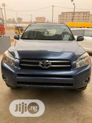 Toyota RAV4 2008 Blue | Cars for sale in Lagos State, Isolo