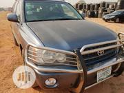 Toyota Highlander 2004 Limited V6 4x4 | Cars for sale in Abuja (FCT) State, Galadimawa