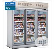 RC-1500CL Restpoint Showcase Chiller Three Door | Store Equipment for sale in Lagos State, Ojo