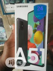 Samsung Galaxy A51 128 GB Black | Mobile Phones for sale in Lagos State, Ikeja