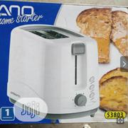 Ambiano 2 Slice Bread Toaster 750watts. | Kitchen Appliances for sale in Lagos State, Lagos Mainland