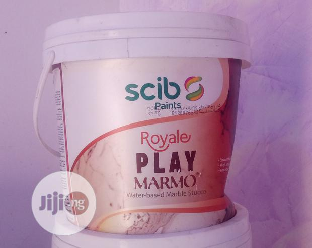 Best Quality Egyptian Stucco Paint In Nigeria
