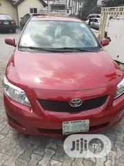 Toyota Corolla 2009 1.8 Advanced Red   Cars for sale in Rivers State, Port-Harcourt