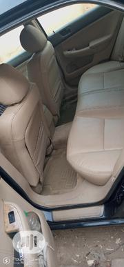 Honda Accord 2004 Sedan EX Black | Cars for sale in Abuja (FCT) State, Central Business District