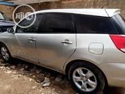 Toyota Matrix 2003 Silver | Cars for sale in Lagos State, Lagos Mainland