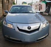 Acura TL 2009 Automatic SH-AWD Blue | Cars for sale in Lagos State, Amuwo-Odofin