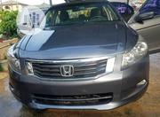 Honda Accord EX-L Automatic 2009 Gray | Cars for sale in Lagos State, Ojo