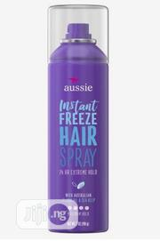 Aussie Instant Freeze Hair Spray | Hair Beauty for sale in Lagos State, Ojo