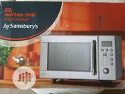 Sainsbury Home Quality Microwave 20 Litres | Kitchen Appliances for sale in Lagos State, Ojo