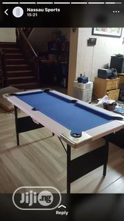 5ft Adjustable Snooker Table | Sports Equipment for sale in Lagos State, Badagry